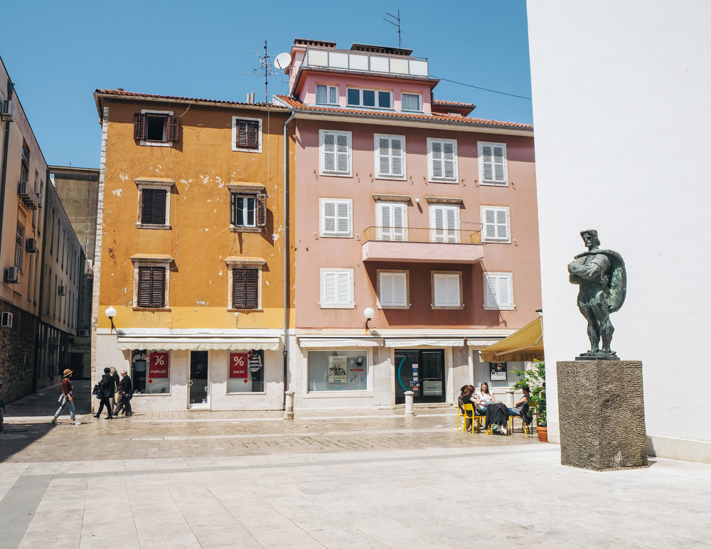 Old Town, Zadar