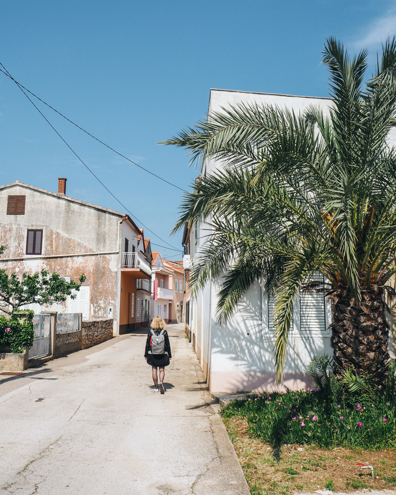 Prodloužený víkend, Preko, Zadar