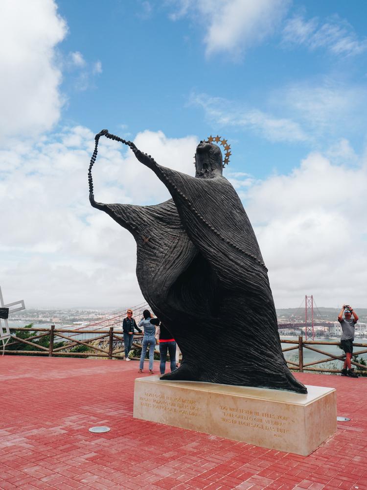 Cristo Rei, Lisabon