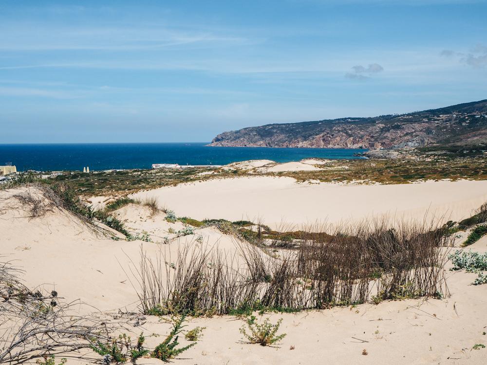 Pláž Guincho, Portugalsko