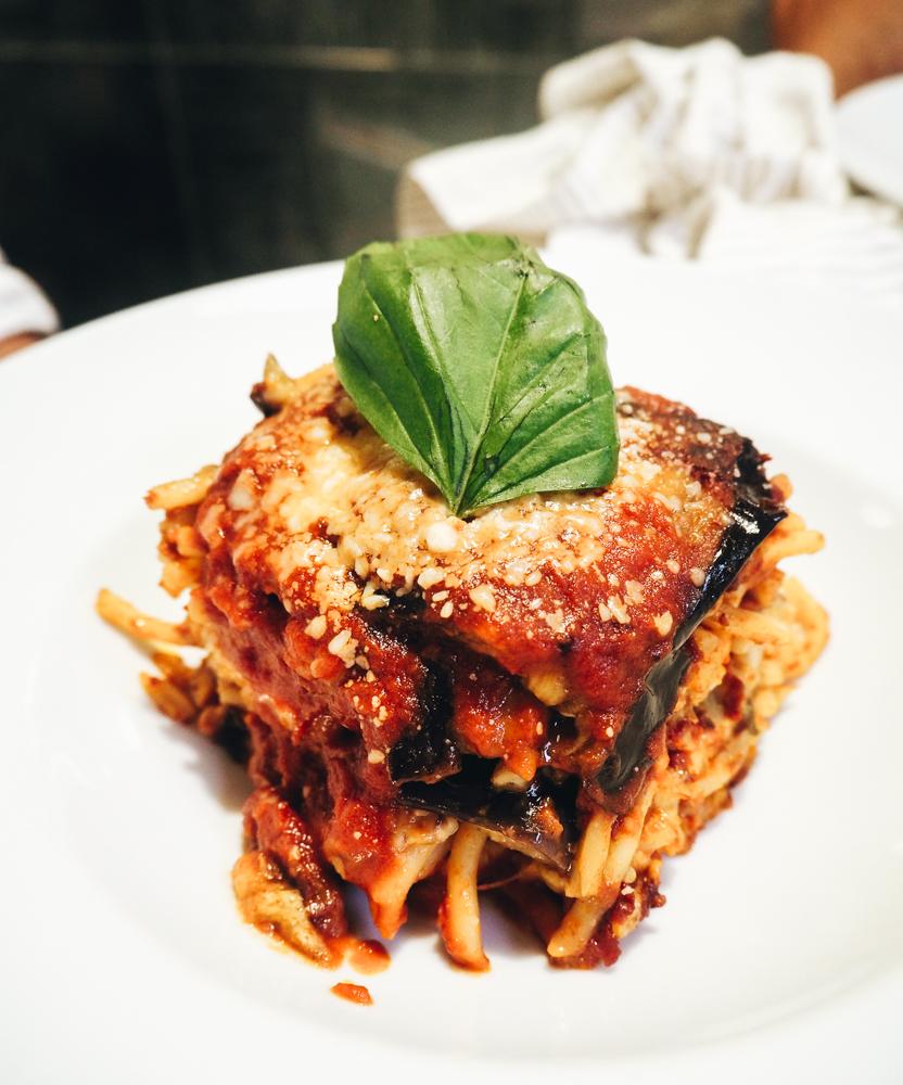 Pasta al forno, specialita z Neapole