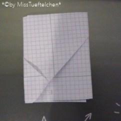 9.1 kleine Brief falten
