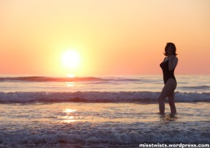 sunshine and sea