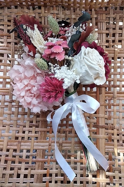 Replica ramo flores preservadas Sweet Child