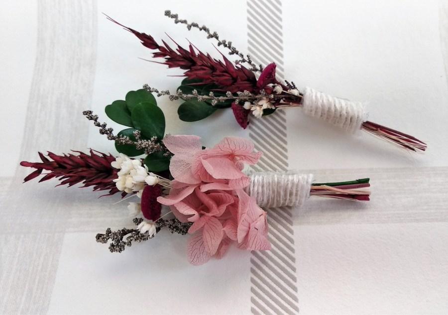 flor natural preservada