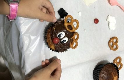 Christmas Craft Party with CraftsforGreen