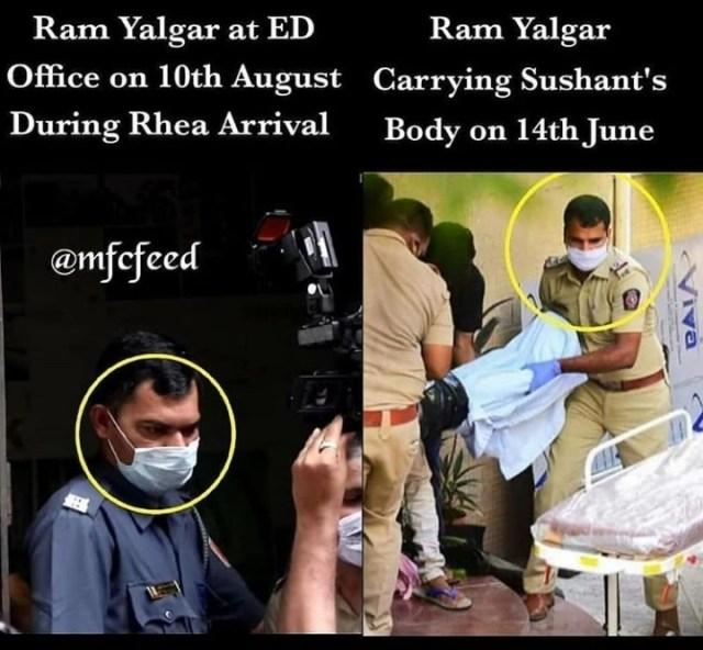 Wahhh Bhai….kya Idea hai!!! Kavi police toh Kavi bodyguard….!!! Mumbai Police is Murderer