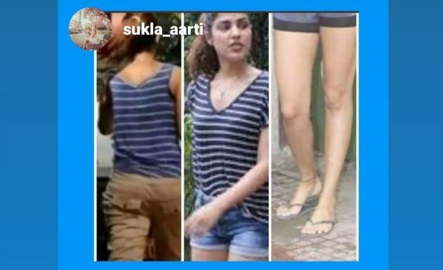 Mysterious Girl is Rhea – All Facts clear