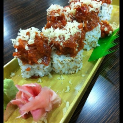 FOOD: The Best Spicy Tuna Maki