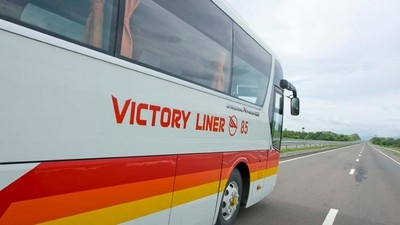 VAL ON THE GO: Victory Liner Manila to Baguio