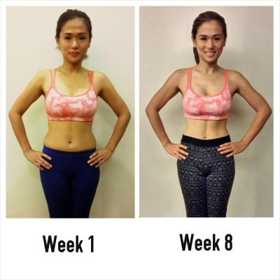 8-Week Body Transformation