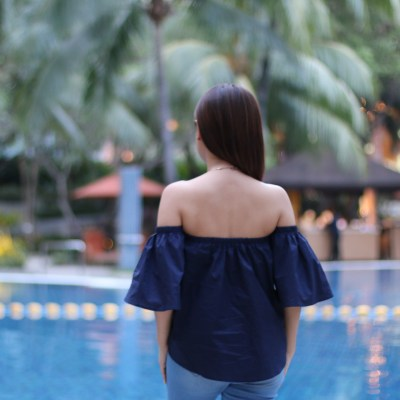 OOTD: COLD SHOULDER
