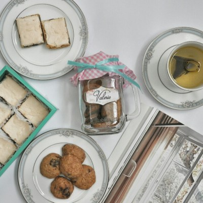 CHRISTMAS TREATS TO WHET YOUR APPETITE