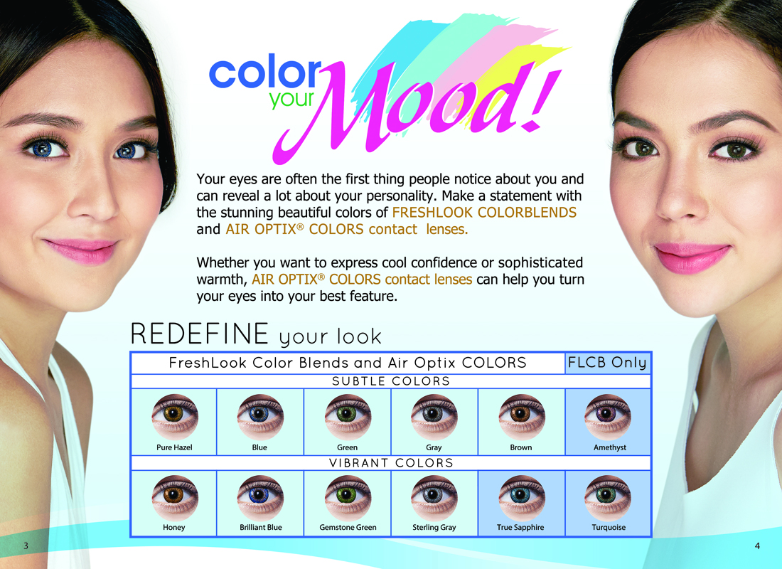 Holiday promo freshlook and air optix lens miss valerie tan color chart geenschuldenfo Image collections