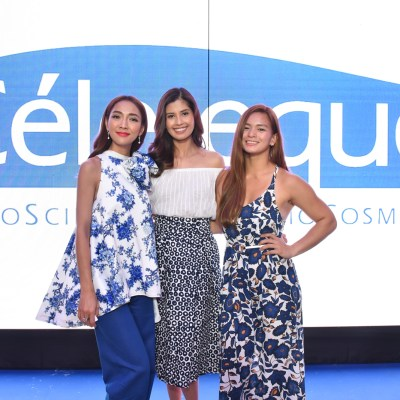 #THINKPLUSBEAUTIFUL: CÉLETEQUE EMPOWERS WOMEN TO BE BOTH SMART AND BEAUTIFUL