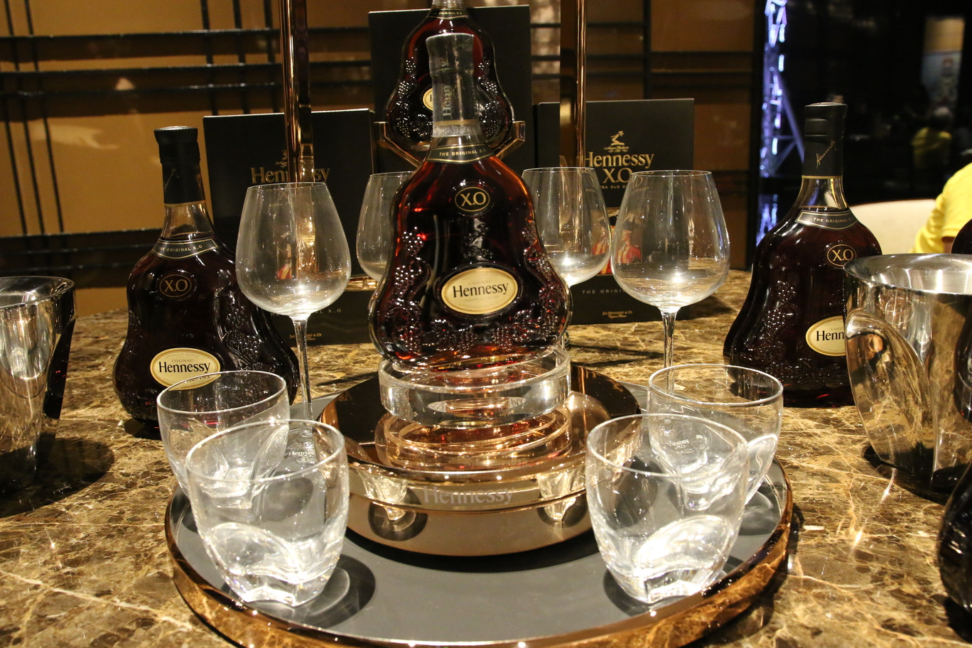 Hennessy Gourmet X China Blue By Jereme Leung Collaboration Miss