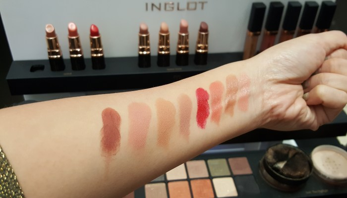 INGLOT: CHECK OUT THE 70-PIECE JENNIFER LOPEZ COLLECTION