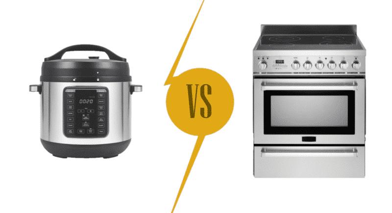 convection oven vs pressure cooker