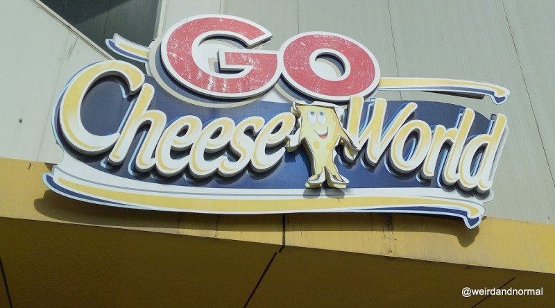 Cheesy Trip to the mouth-watering Go Cheese, Cheese Factory.