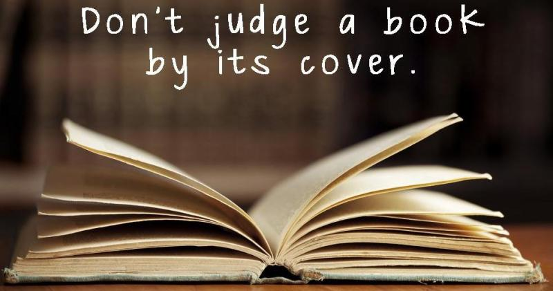 Never Judge A Human by Its Cover