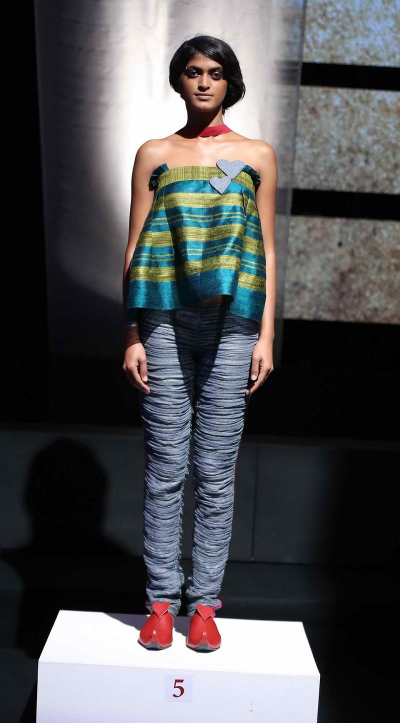Wendell Rodricks at LFW