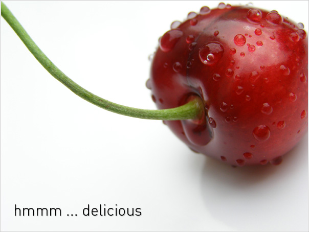 Cheery Dark Cherry