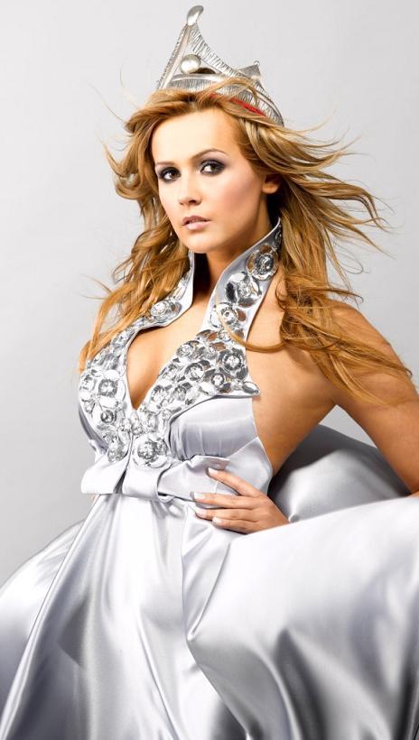 Albania Wallpaper Hd Miss Poland 2009 Angelika Jakubowska 6 All Miss World S