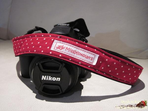 Kameraband. Kameragurt
