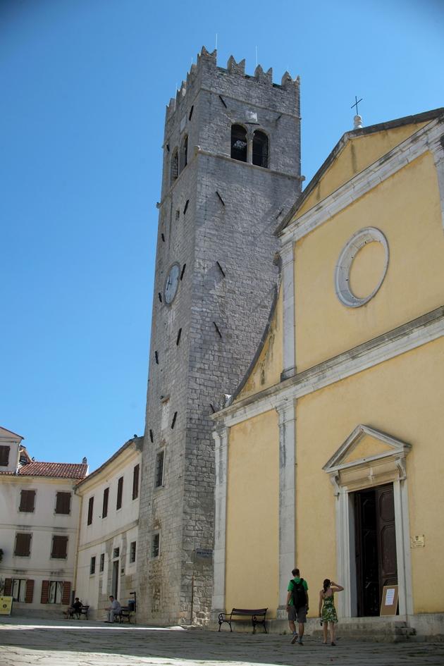 Motovun_Glockenturm