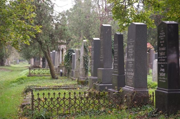 Zentralfriedhof_Jüdischer Friedhof_07