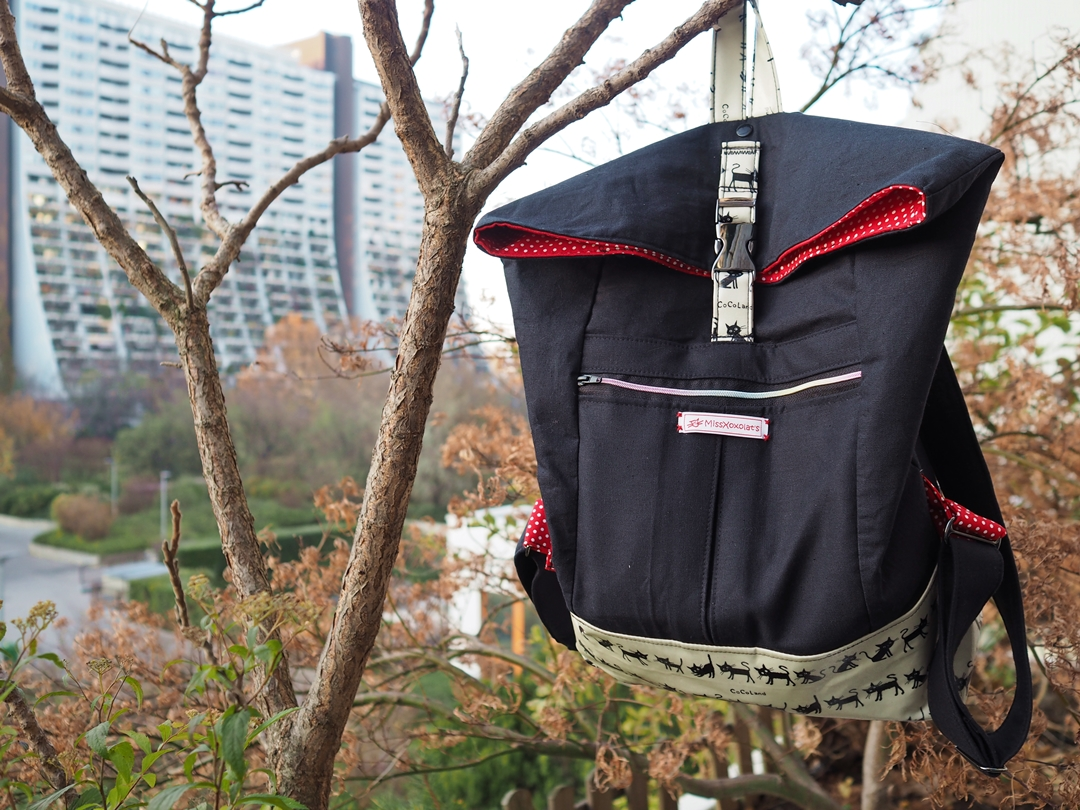 {DIY} Range Backpack