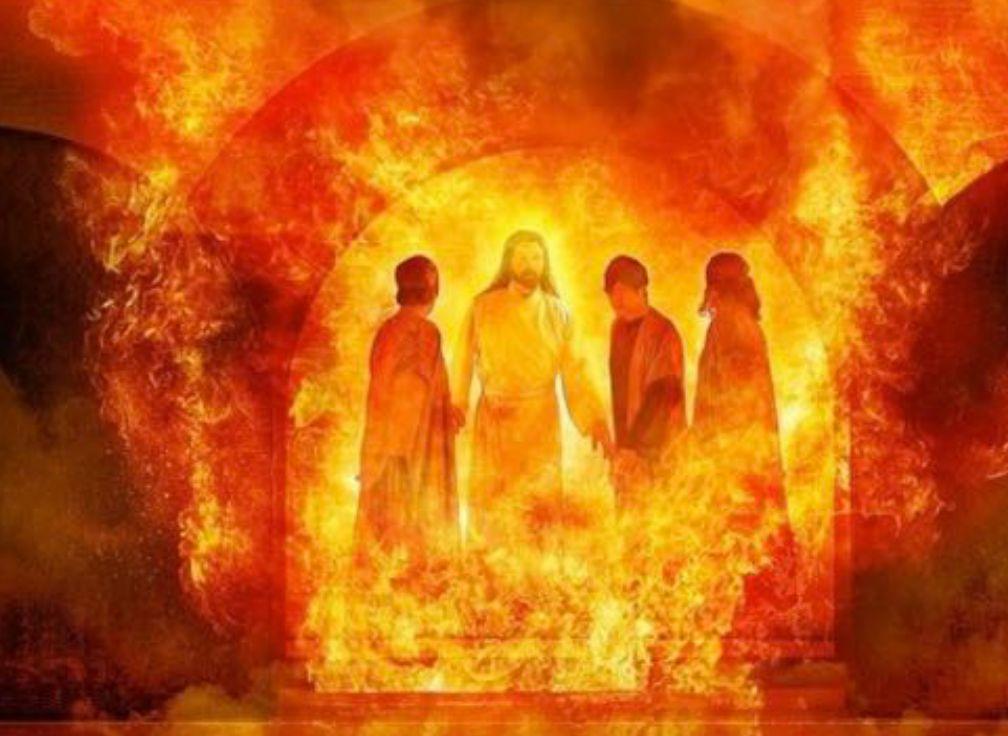 The Fiery Furnace  Missy Baroff Ministries
