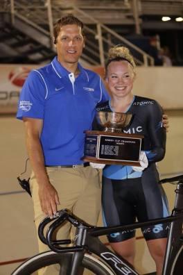 2014 UCI Keirin Cup Champion