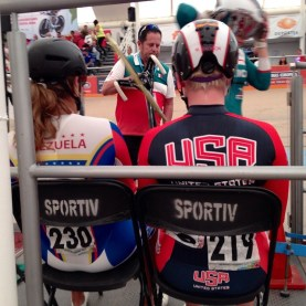 2014 US Pan Am Sprints