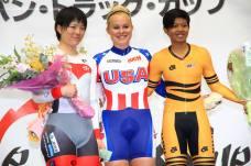 2014 UCI Japan Track Cup I Sprint Champion
