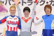 2014 UCI Japan Track Cup I Keirin Silver Medalist