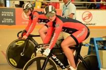 2014 US Pan Am Team Sprint