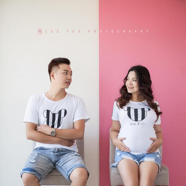 [孕婦寫真] 20170825 凡瑜