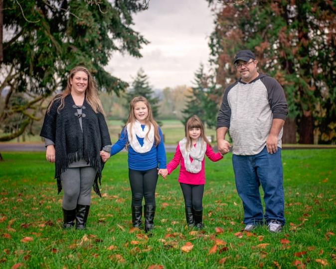 Vancouver, WA Family Portraits