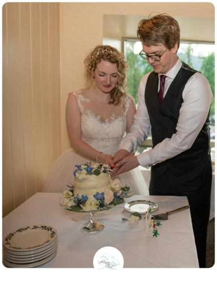 Multnomah Falls Wedding Photographers