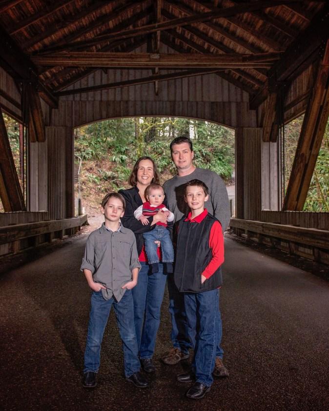 Vancouver Family Portraits