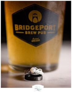 Bridgeport Brewing Wedding