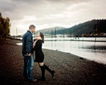 Jessica and Ben's Engagement Session at Cathedral Park