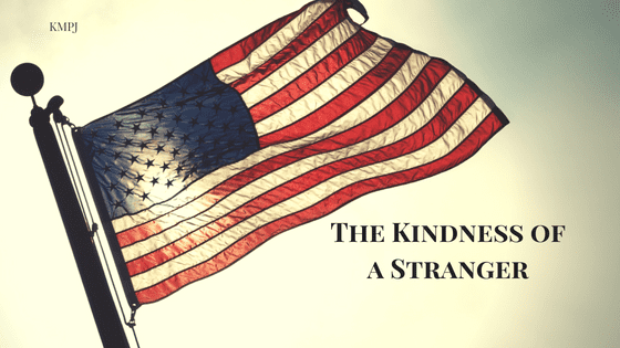 The Kindness of a Stranger