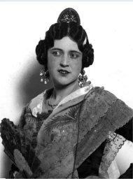1929 PEPTA SAMPER (MISS ESPAÑA)