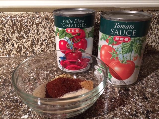 Tammy's Plain Chili (1/2)
