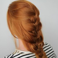 Casual French Braid | MISSY SUE