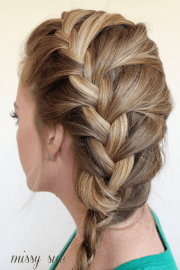 braid 12-french and four