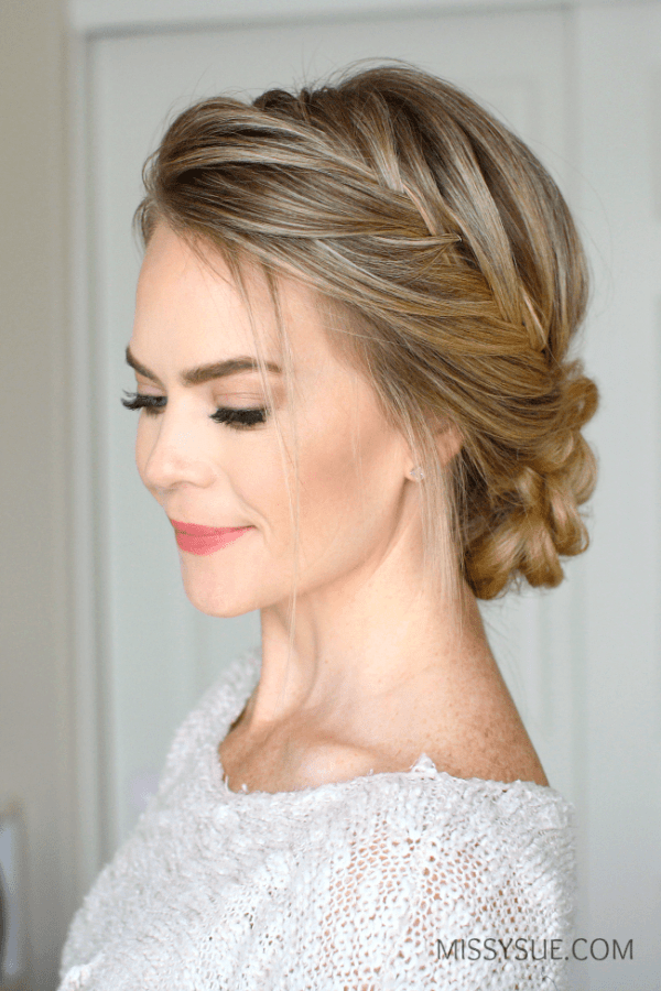 30 French Style Updo Hairstyles Hairstyles Ideas Walk The Falls