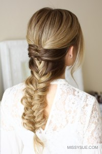 Topsy Tail Fishtail Braid | Fsetyt com